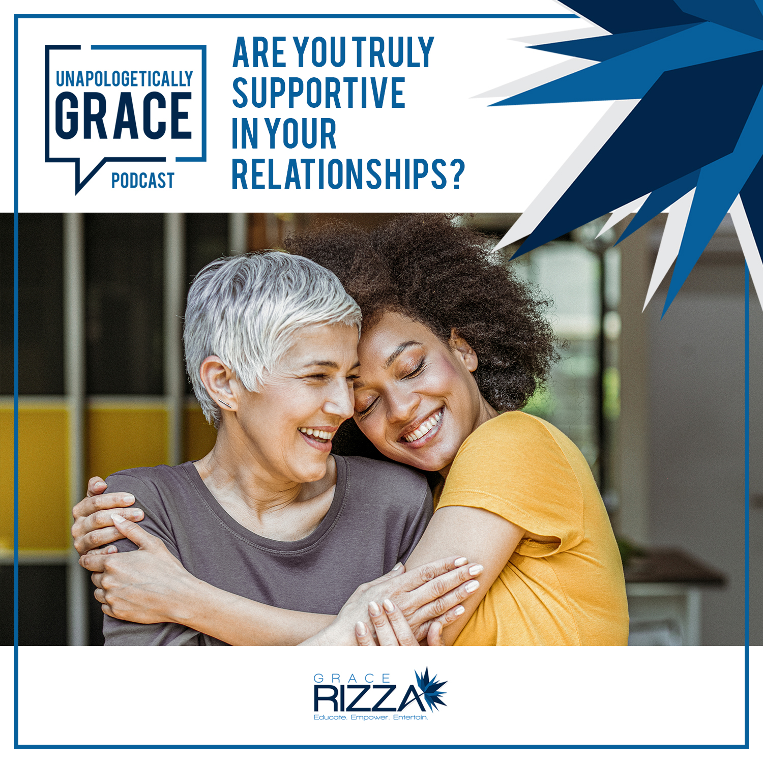 Unapologetically Grace Podcast