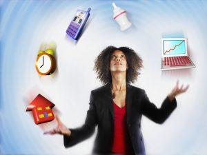 Balancing work, life, family and more